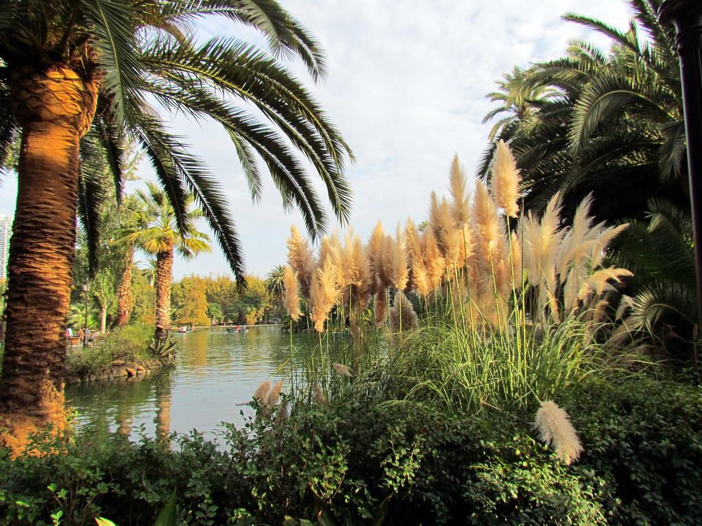 Parc de la Ciutadella Boating Lake
