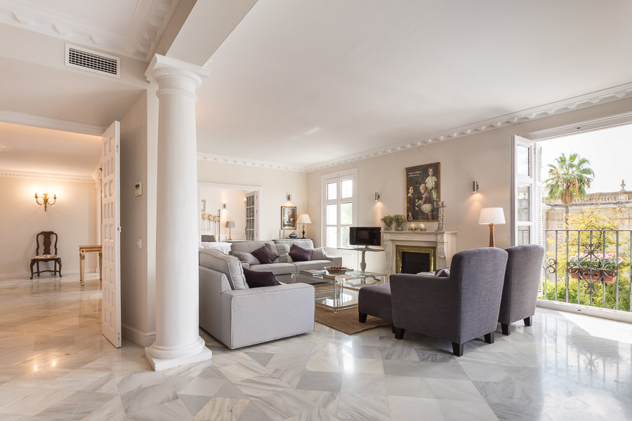 Luxury Holiday Apartments in Seville