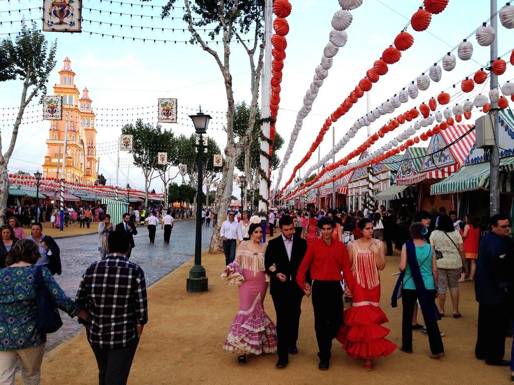 Feria de Abril in Los Remedios
