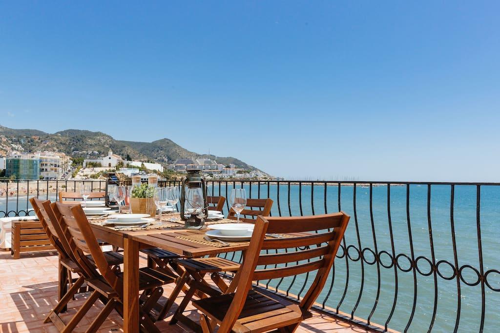 Villas de vacances de luxe à Sitges