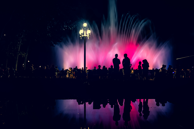 Magic Fountains of Montjuïc
