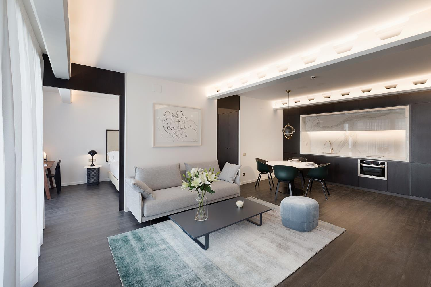 Luxury Apartment to Rent in Barcelona
